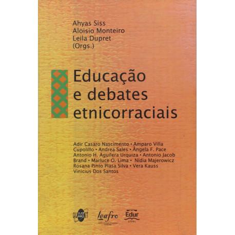 Livro: Educação e Debates Etnicorraciais