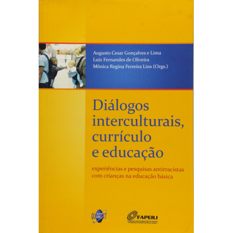 Livro: Diálogos Interculturais, Currículo e Educação