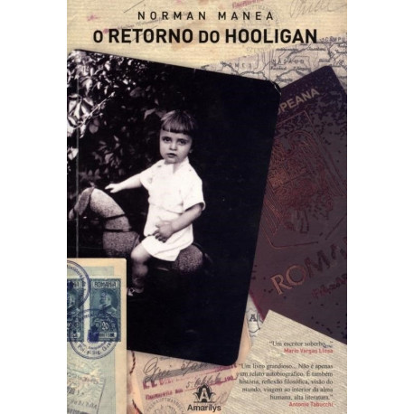 Livro: O Retorno Do Hooligan