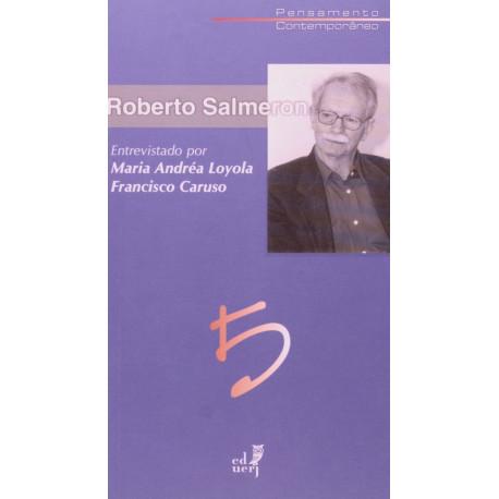 Livro: Roberto Salmeron - Coleção Pensamento Contemporâneo 5