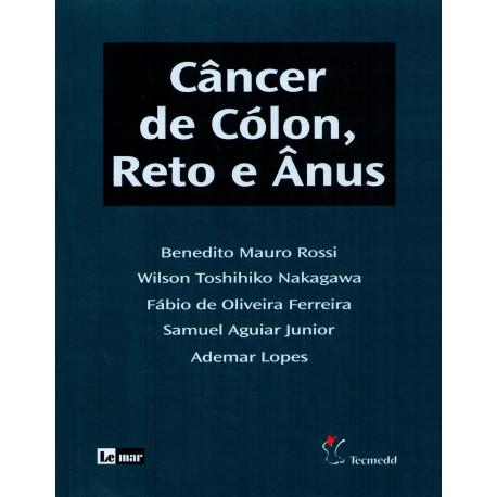 Livro: Câncer de Cólon, Reto e Ânus