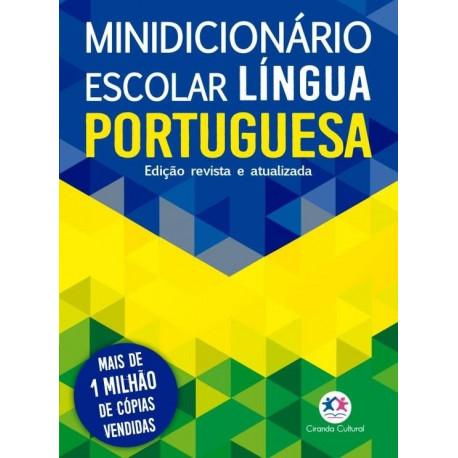 Minidicionário Escolar Língua Portuguesa - Edição Revista e Atualizada