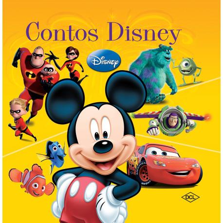 Livro: Contos Disney Para Meninos