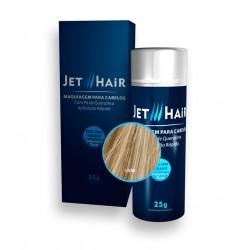 Jet Hair Maquiagem Para Cabelos - Cor Loiro - Frasco Grande de 25G