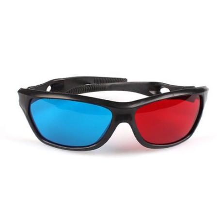 Óculos 3D Anaglifo Red Cyan