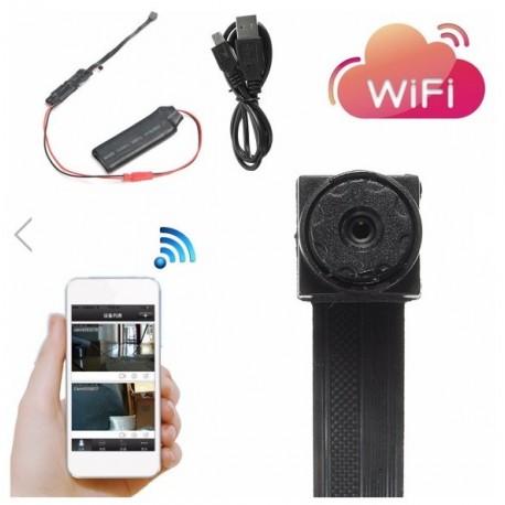 Mini Câmera de Vídeo para Monitoramento de Segurança Wifi S01 - 1080P