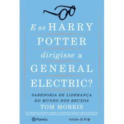 Livro: E Se Harry Potter Dirigisse a General Electric? - Sabedoria de Liderança do Mundo dos Bruxos